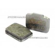 brake pads semi-metal pentru Polini brake caliper