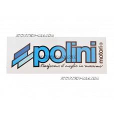 Abtibild Polini logo 23x8cm