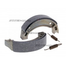 brake shoe set 110x25mm heavy duty pentru GY6 139QMA 139QMB