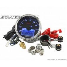 Turometru Koso D55 GP Style max 16000 rpm, 150?C