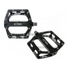 n8tive flat pedal DH 105x110mm - black