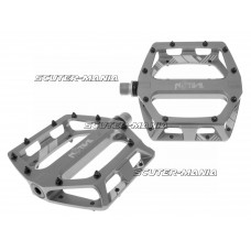 n8tive flat pedal DH 105x110mm - grey