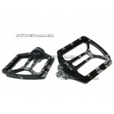n8tive flat pedal NOAX V.1 cold forged - black