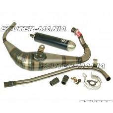 Toba esapament Tecnigas E-Box pentru Derbi GPR50 (pana in 2009), Aprilia RS50 pana in 2010 (D50B0)