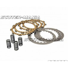 Kit placi ambreiaj Top Performances fibre aramida pentru Minarelli AM, Generic, KSR-Moto, Keeway, Motobi, Ride, 1E40MA, 1E40MB