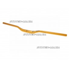 Ghidon Native AL6061 760x31.8, inaltime 25mm, 5 grade sus, 9 grade spate - auriu