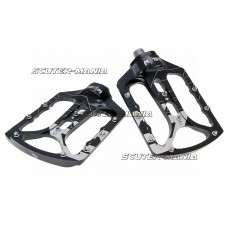 n8tive flat pedal NOAX V.2 AM forged - black