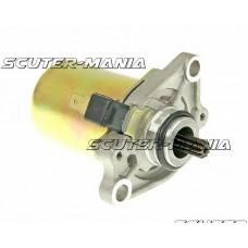 Electromotor pornire pentru Piaggio, Gilera, Peugeot vertical, PGO