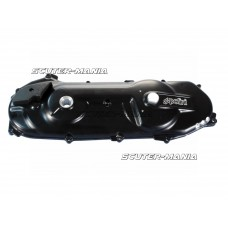 Carcasa motor Polini Evolution negru mat pentru Minarelli orizontal lung