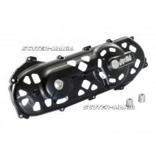Carcasa motor Polini Big Evolution negru mat pentru Minarelli orizontal lung