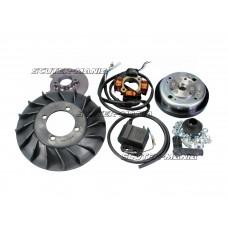 Aprindere analogica Polini cu lumina pentru Vespa PX 125, TS 125, PX 150 Sprint Veloce, PE 200, PX 200