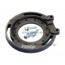 baseplate pentru Polini ignitions pentru Minarelli AM6, Derbi D50B0, EBE, EBS