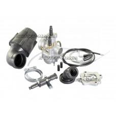 Kit carburator Polini 21mm pentru motoare Yamaha Minarelli orizontale