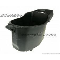 Compartiment casca plastic negru pentru QT-9
