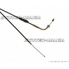 Cablu acceleratie (PTFE) pentru Aprilia SR50 motor Minarelli