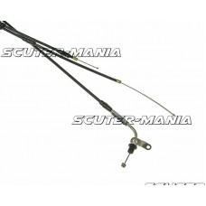 Cablu acceleratie (PTFE) pentru Rieju RS 2 cu pompa ulei Dellorto
