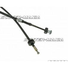 Cablu frana fata PTFE pentru Piaggio Zip