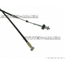 Cablu frana spate (PTFE) pentru Beta, Benelli, Malaguti