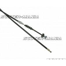 Cablu frana spate (PTFE) pentru Piaggio Zip