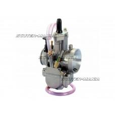 Carburator Polini D.34 clapeta plata Racing 34mm