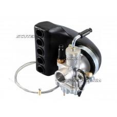 Kit carburator Polini CP 19mm pentru Vespa 125 Primavera, ET3, Smallframe