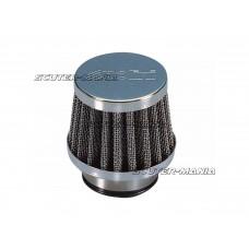 Filtru aer Polini cutie aer metalica 38mm pentru carburator PHBL