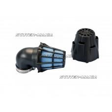 Filtru aer Polini D.46 cutie aer 46mm 90 grade