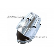Filtru aer Polini D.32 cutie aer 32mm 30 grade cromata