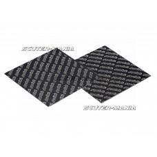 Coala fibra de carbon Polini 0,40mm 110x100mm - universala (alba)