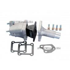 Bloc admisie - muzicuta Polini 19/23mm pentru Piaggio Ape 50 FL, FL2, FL3, RST Mix w/ SHBC 19.19 carburetor