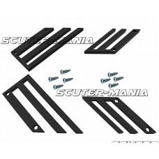 Elemente Ultra Grip Opticparts DF pentru suport picioare Top Custom Line - set de 4