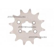 Pinion fata - pas 420 - 12 dinti pentru Derbi Senda GPR, Aprilia RS RX SX, Gilera RCR, SMT (D50B0)
