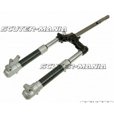 front fork assy 27mm inner tube pentru Yamaha Aerox, MBK Nitro (-01)