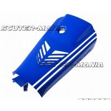 Capac carcasa baterie Top Custom Line albastru pentru Yamaha Aerox, MBK Nitro
