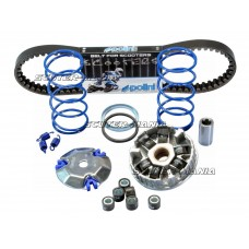 Kit variator Polini Hi-Speed - Minarelli 50cc 2t (carter scurt)