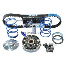 Kit variator Polini Hi-Speed - Piaggio 50cc 2T (carter lung)