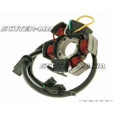 Stator (alternator) pentru pentru D50B0 (pornire celectrica)