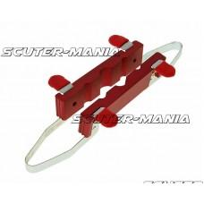 bench vise jaws aluminum / axle vise aluminum