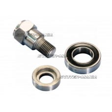 front wheel bearing kit front Polini pentru Piaggio Zip SP with single-sided swingarm