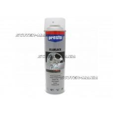 clear lacquer Presto glossy finish pentru spray paints 500ml