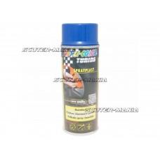 Vopsea tip colant Dupli-Color Sprayplast albastru lucios 400ml