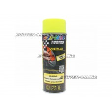 Vopsea tip colant Dupli-Color Sprayplast galben fluo 400ml