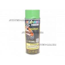 Vopsea tip colant Dupli-Color Sprayplast verde lucios 400ml