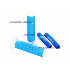 grip set Polini Big Evolution blue / white