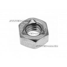 Piulite hexagonale autoblocante DIN980 M6 otel inoxidabil A2 (100 bucati)