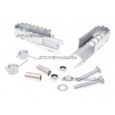 Set suport picioare original pentru Aprilia RX 50, SX 50, Derbi Senda, Gilera RCR, SMT