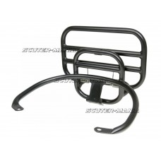 rear luggage rack folding black pentru Vespa GT, GTS