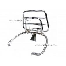 rear luggage rack folding chrome pentru Vespa Primavera