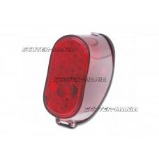 Stop spate oval pentru Puch MS, MV, Maxi - 101 Octane