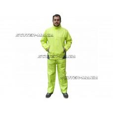 Costum ploaie S-Line (2 bucati / galben) - marime XL